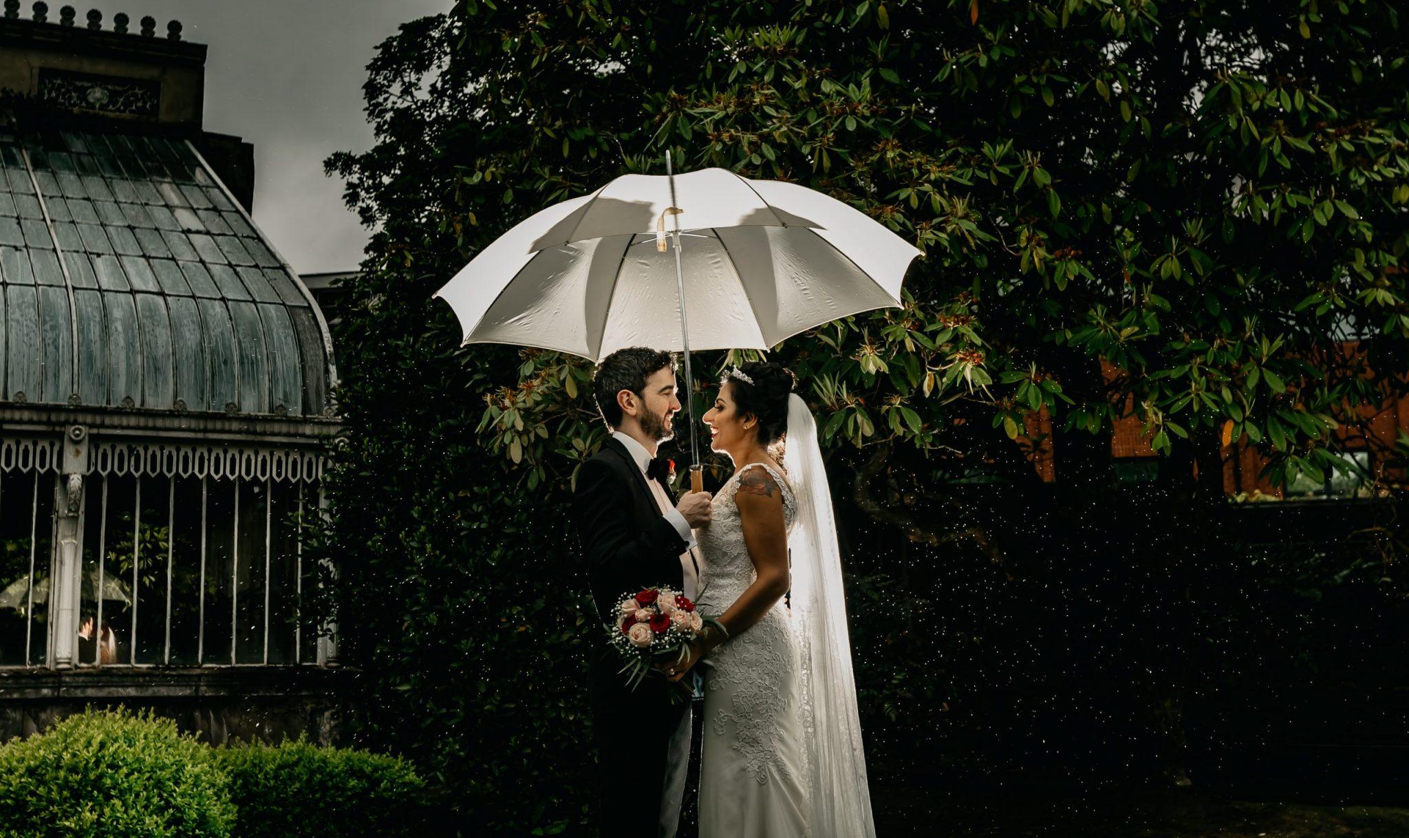 Botanic Gardens Belfast Wedding