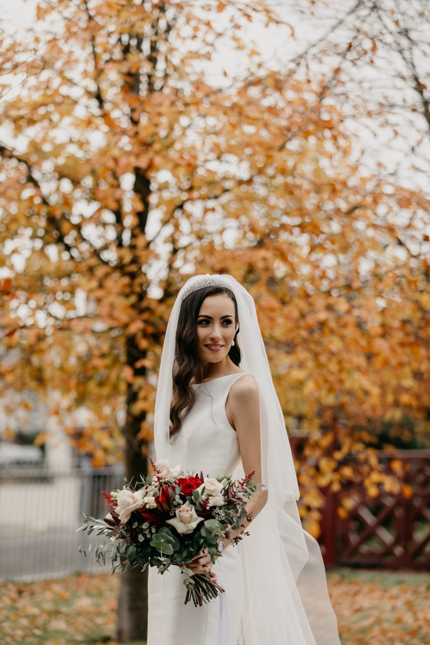 Belfast Autumn Wedding Photographer