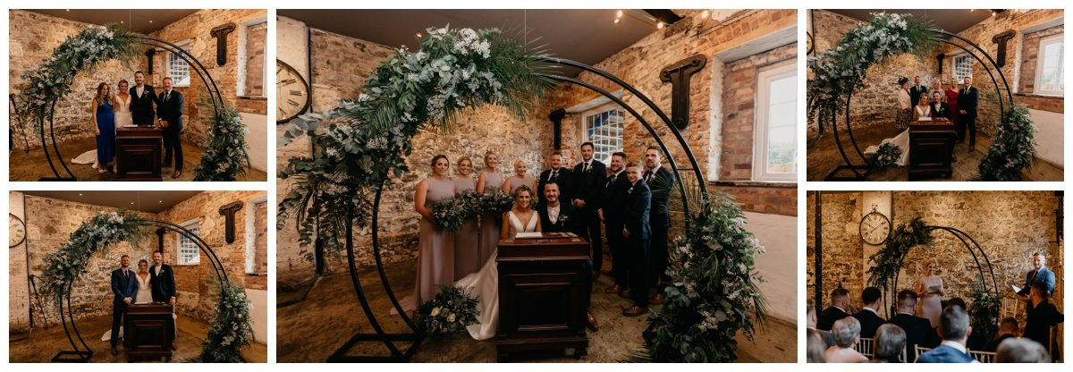 raceview mill wool tower wedding photographer northern ireland 0057
